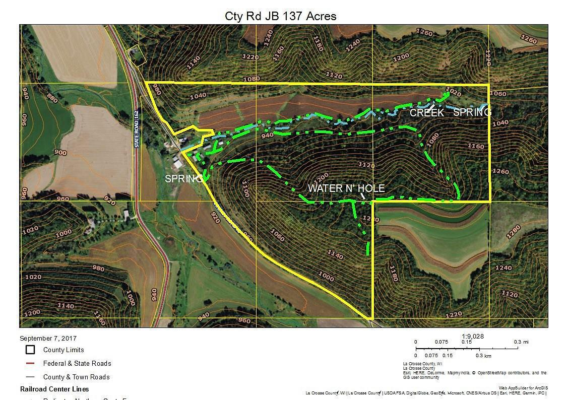 View Vacant Land For Sale at N2722 COUNTY ROAD JB, BANGOR, WI