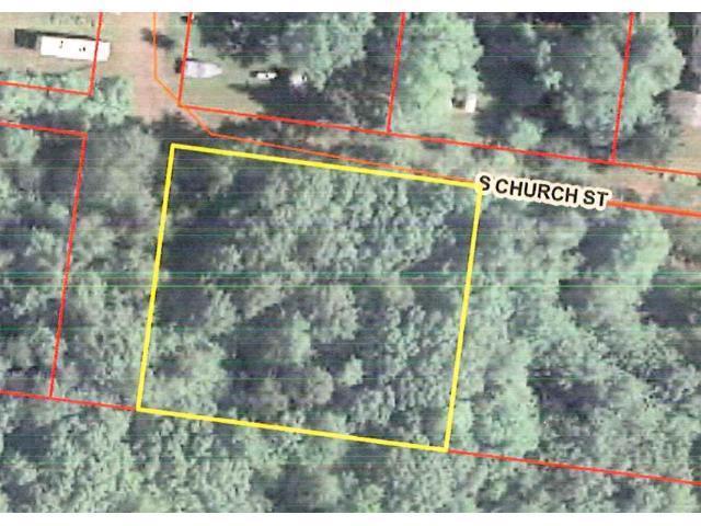 0 S. Church St, WHEELER, WI 54772