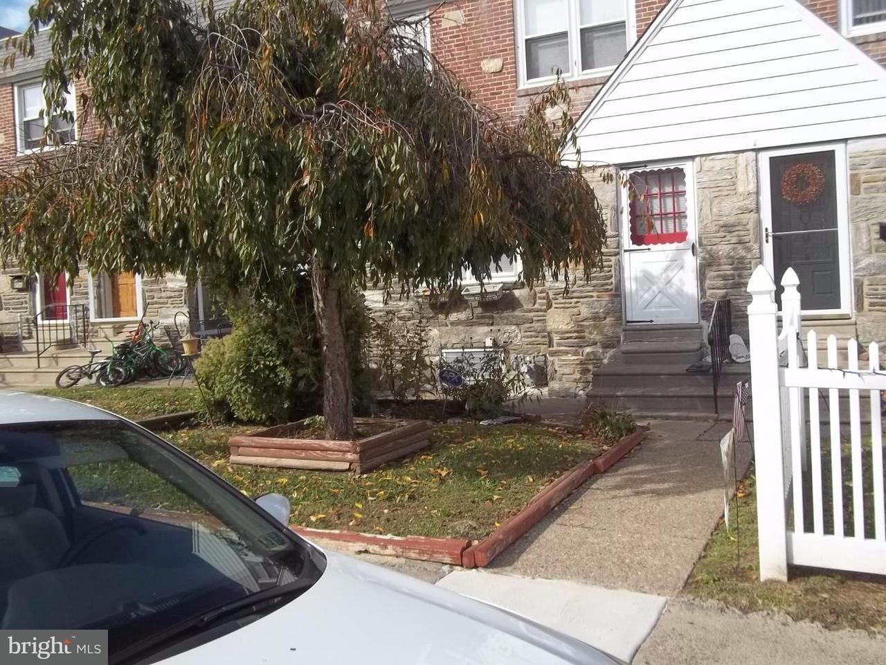 Таунхаус для того Аренда на 258 S BAYBERRY Avenue Upper Darby, Пенсильвания 19082 Соединенные Штаты