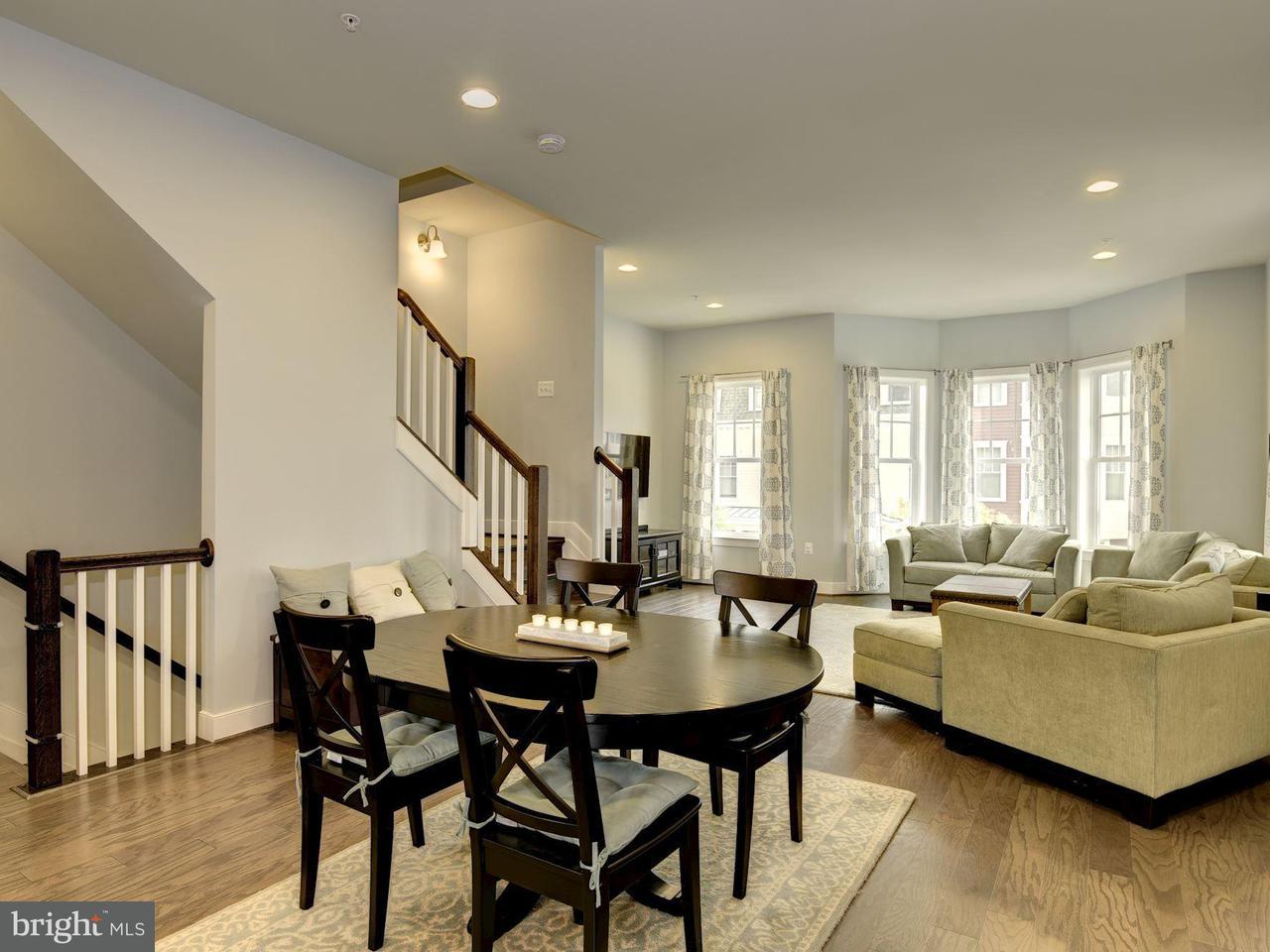 Townhouse for Sale at 602 E ALEXANDRIA Avenue 602 E ALEXANDRIA Avenue Alexandria, Virginia 22301 United States