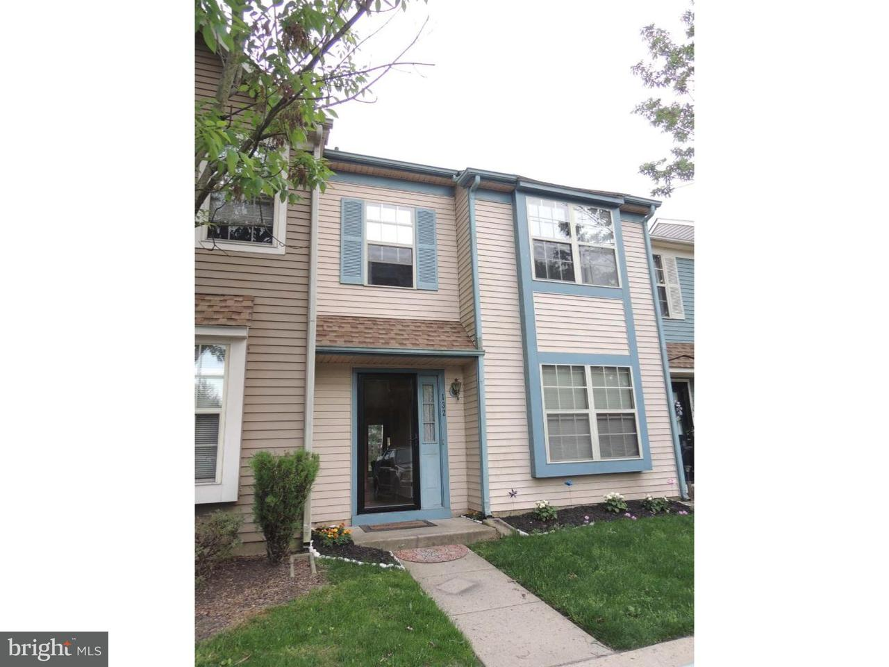 Townhouse for Sale at 132 BRENT Court Thorofare, New Jersey 08086 United States