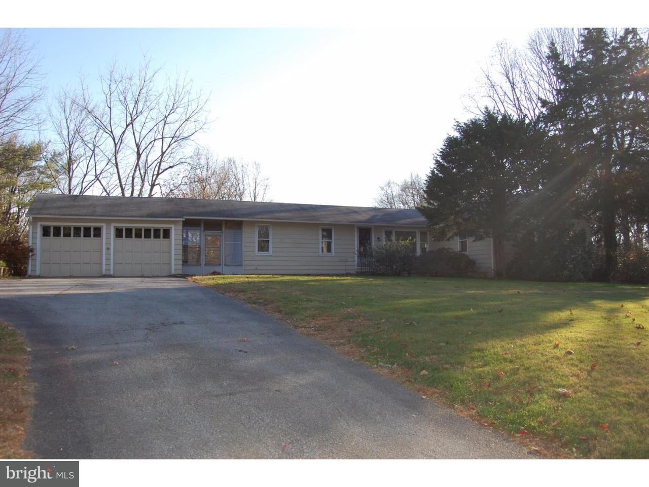 Casa Unifamiliar por un Alquiler en 16 BULLOCK Road Chadds Ford, Pennsylvania 19317 Estados Unidos