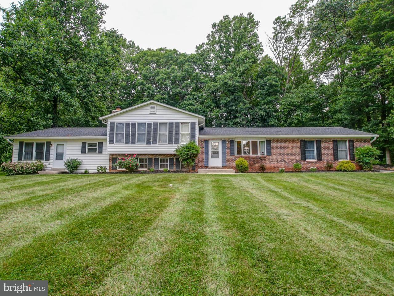獨棟家庭住宅 為 出售 在 11402 OLD FREDERICK Road 11402 OLD FREDERICK Road Marriottsville, 馬里蘭州 21104 美國