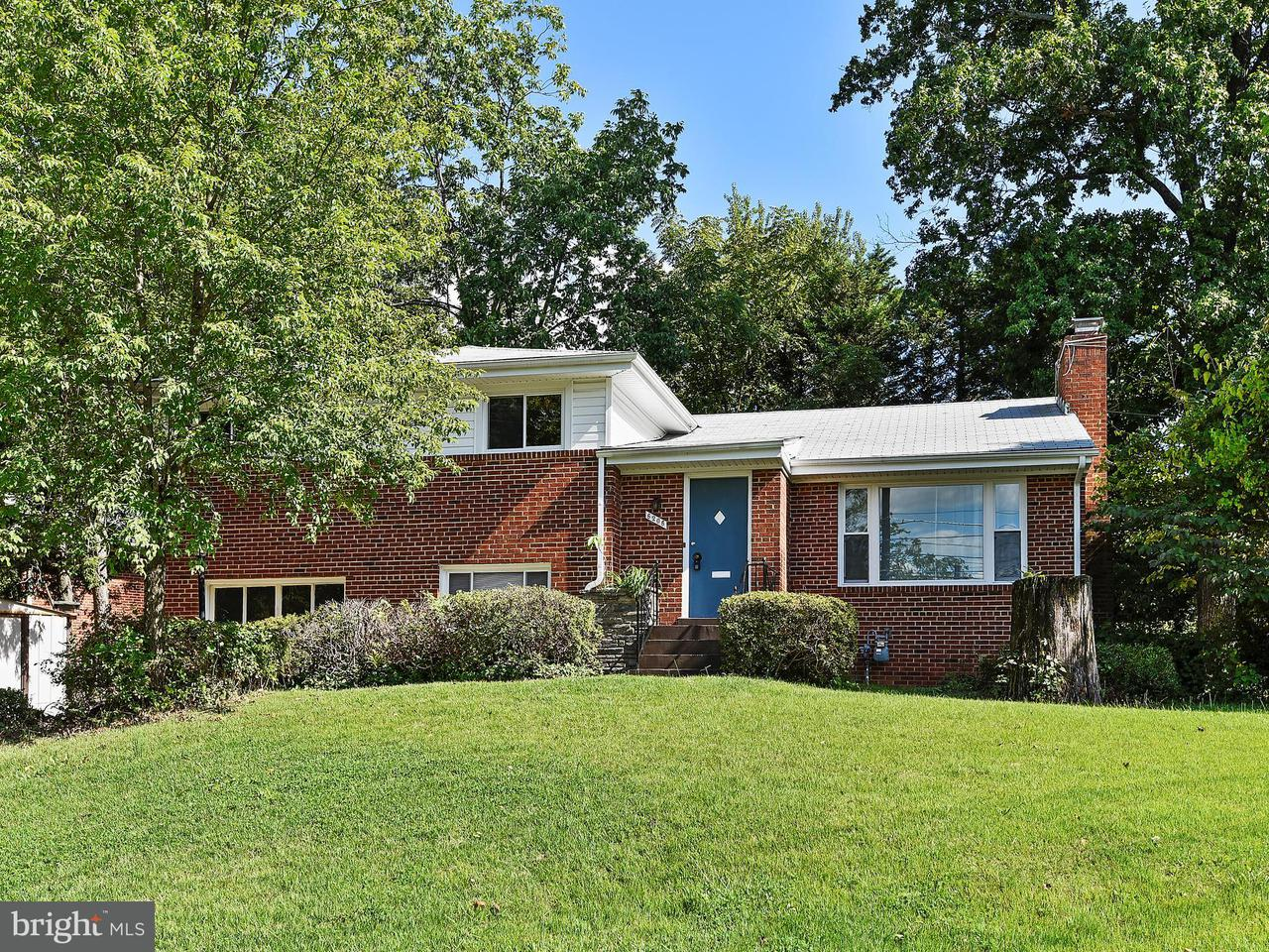 Single Family for Sale at 6206 Wilson Ln Bethesda, Maryland 20817 United States