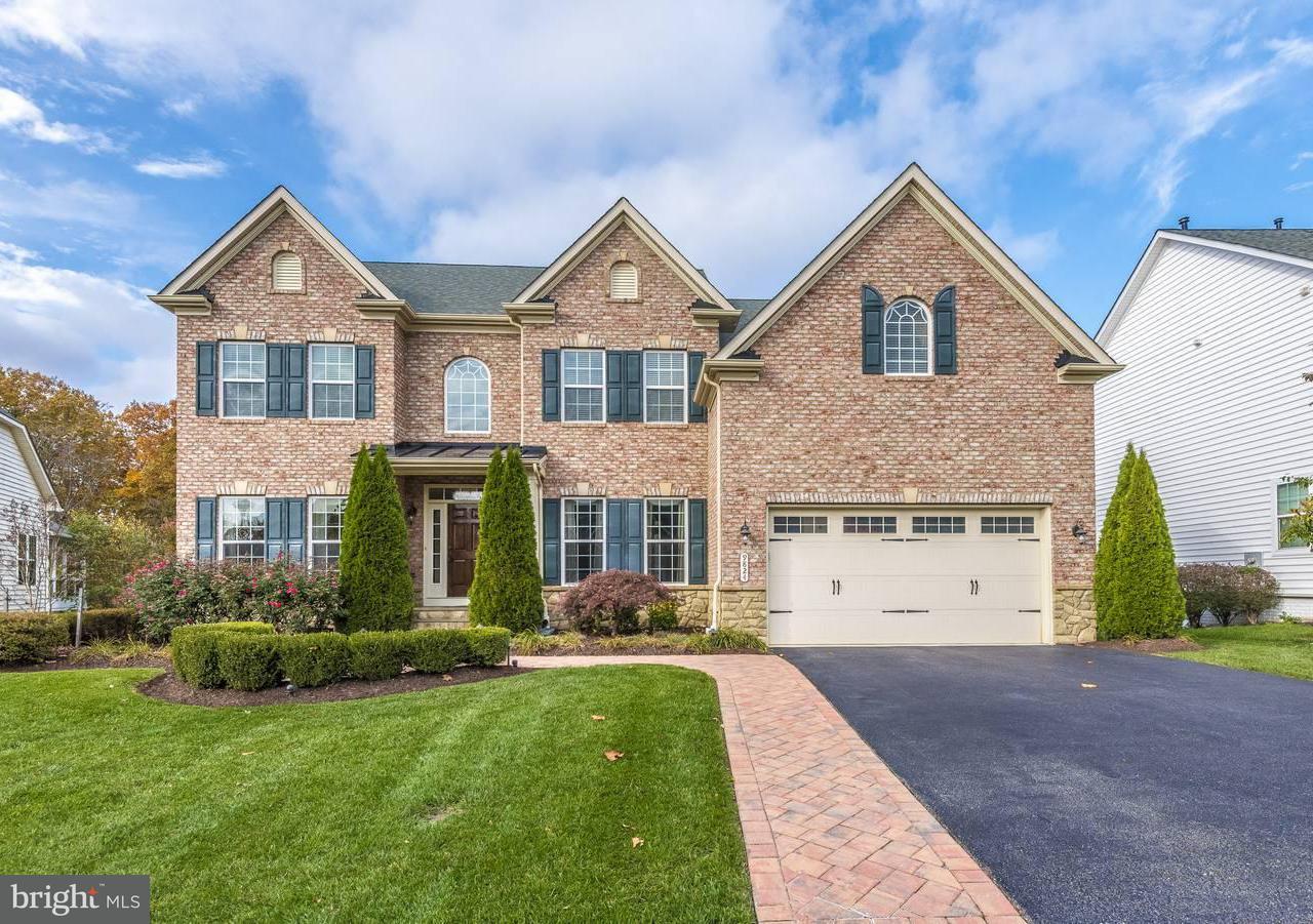 Einfamilienhaus für Verkauf beim 9824 NOTTING HILL Drive 9824 NOTTING HILL Drive Frederick, Maryland 21704 Vereinigte Staaten