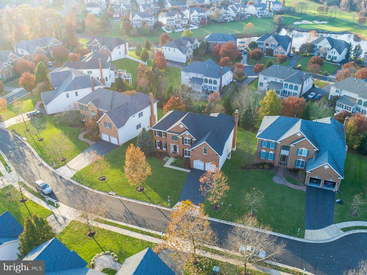 Single Family Home for Sale at 19673 STANFORD HALL Place 19673 STANFORD HALL Place Ashburn, Virginia 20147 United States