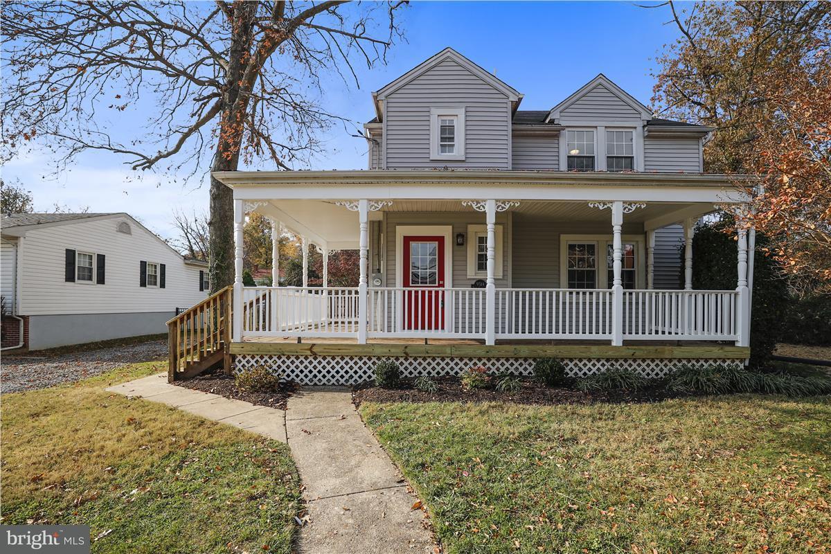 Maison unifamiliale pour l Vente à 9514 RHODE ISLAND Avenue 9514 RHODE ISLAND Avenue College Park, Maryland 20740 États-Unis
