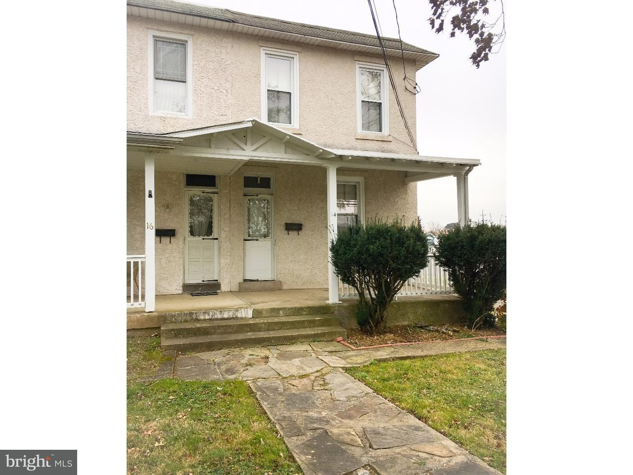 Townhouse for Rent at 14 N SCHUYLKILL Avenue Eagleville, Pennsylvania 19403 United States