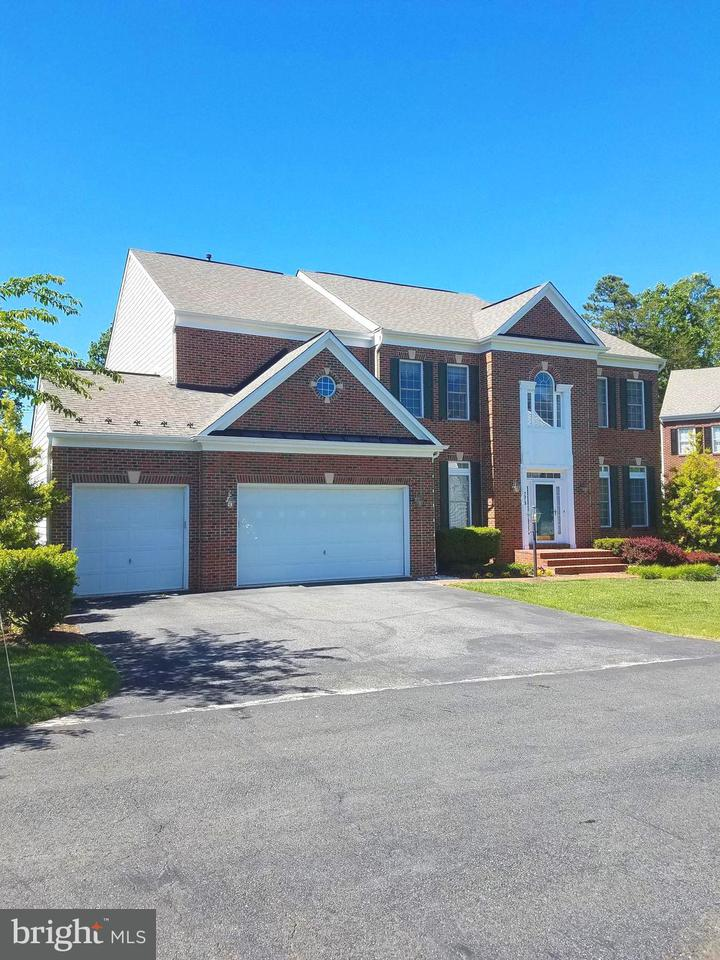 Single Family Home for Sale at 7213 WHITE HOUSE Drive 7213 WHITE HOUSE Drive Springfield, Virginia 22153 United States