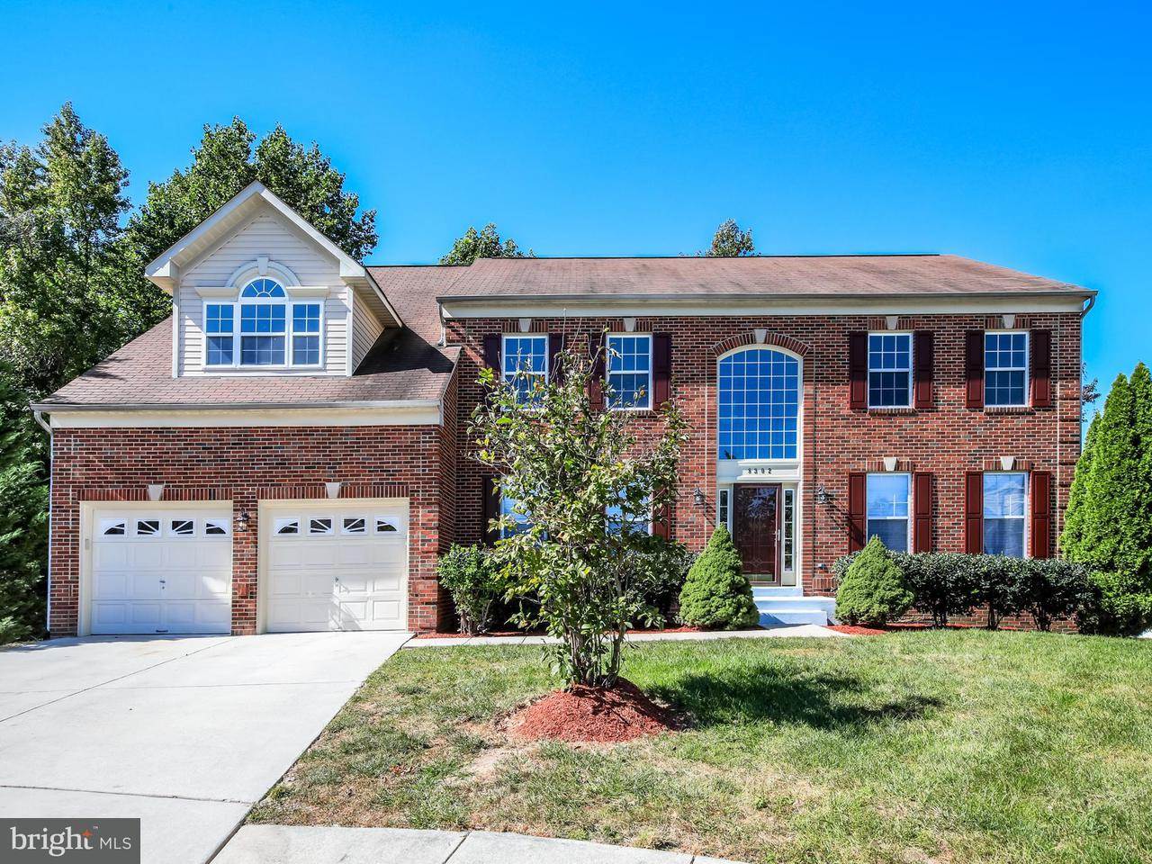 Maison unifamiliale pour l Vente à 8302 RICHARD Court 8302 RICHARD Court Brandywine, Maryland 20613 États-Unis