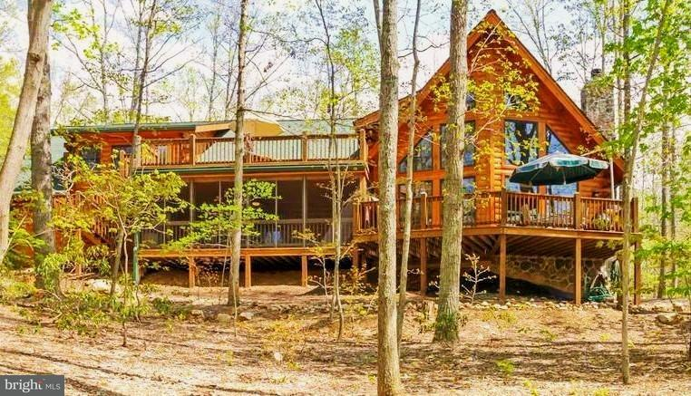 Single Family Home for Sale at 198 LAKESHORE RUN 198 LAKESHORE RUN Mineral, Virginia 23117 United States