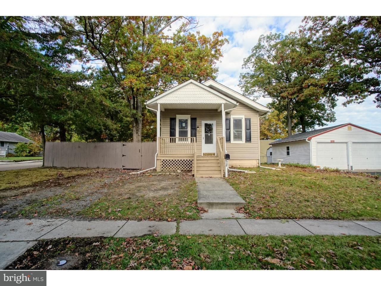 Casa Unifamiliar por un Alquiler en 200 E CRESTWOOD Avenue Somerdale, Nueva Jersey 08083 Estados Unidos