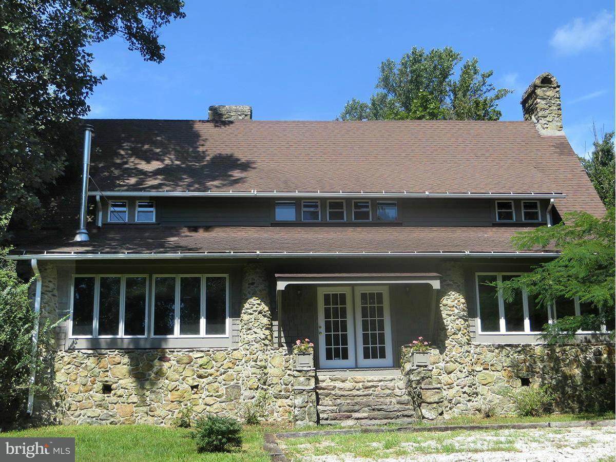 Maison unifamiliale pour l Vente à 17842 RAVEN ROCKS Road 17842 RAVEN ROCKS Road Bluemont, Virginia 20135 États-Unis
