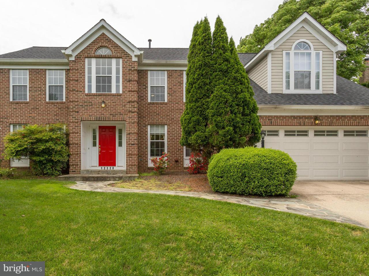 Single Family Home for Sale at 12320 PISSARO Drive 12320 PISSARO Drive North Potomac, Maryland 20878 United States