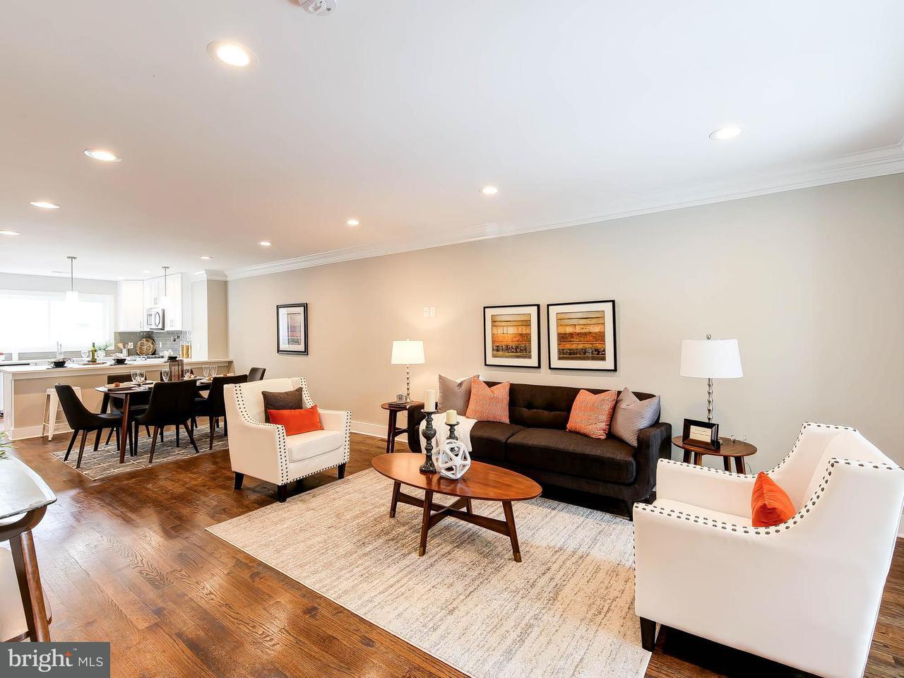 多棟聯建住宅 為 出售 在 1266 OWEN PL NE 1266 OWEN PL NE Washington, 哥倫比亞特區 20002 美國