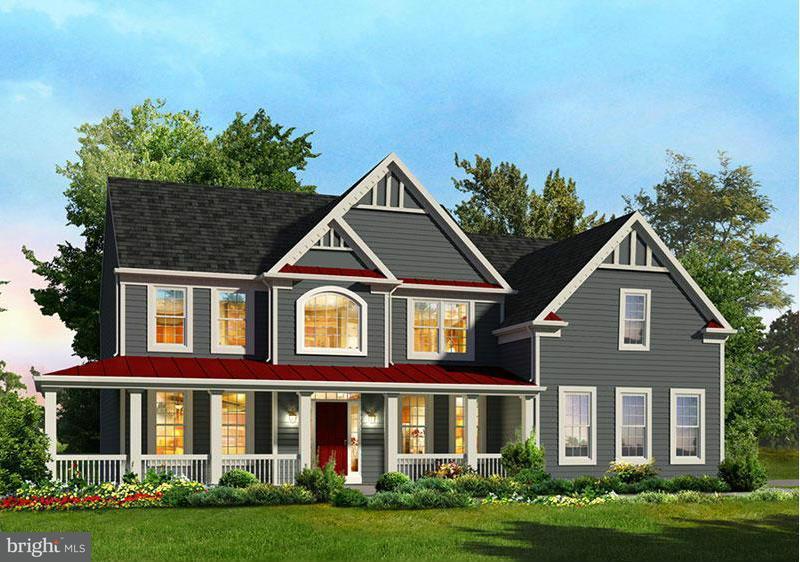 Частный односемейный дом для того Продажа на FALLING CREEK Drive FALLING CREEK Drive Stafford, Виргиния 22554 Соединенные Штаты