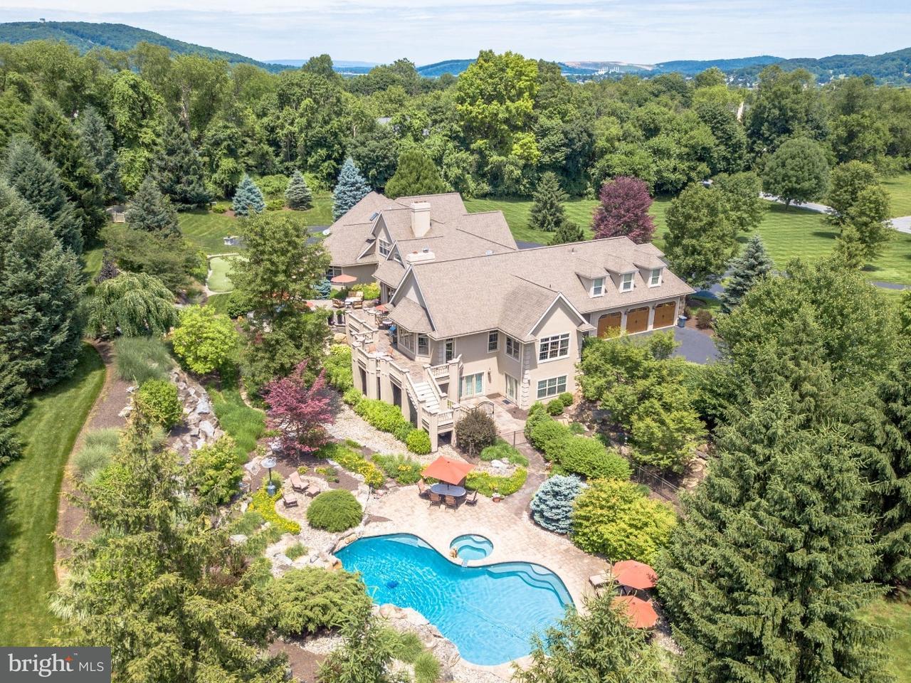 Single Family Home for Sale at 1858 SPRINGWOOD Road Bethlehem, Pennsylvania 18015 United States