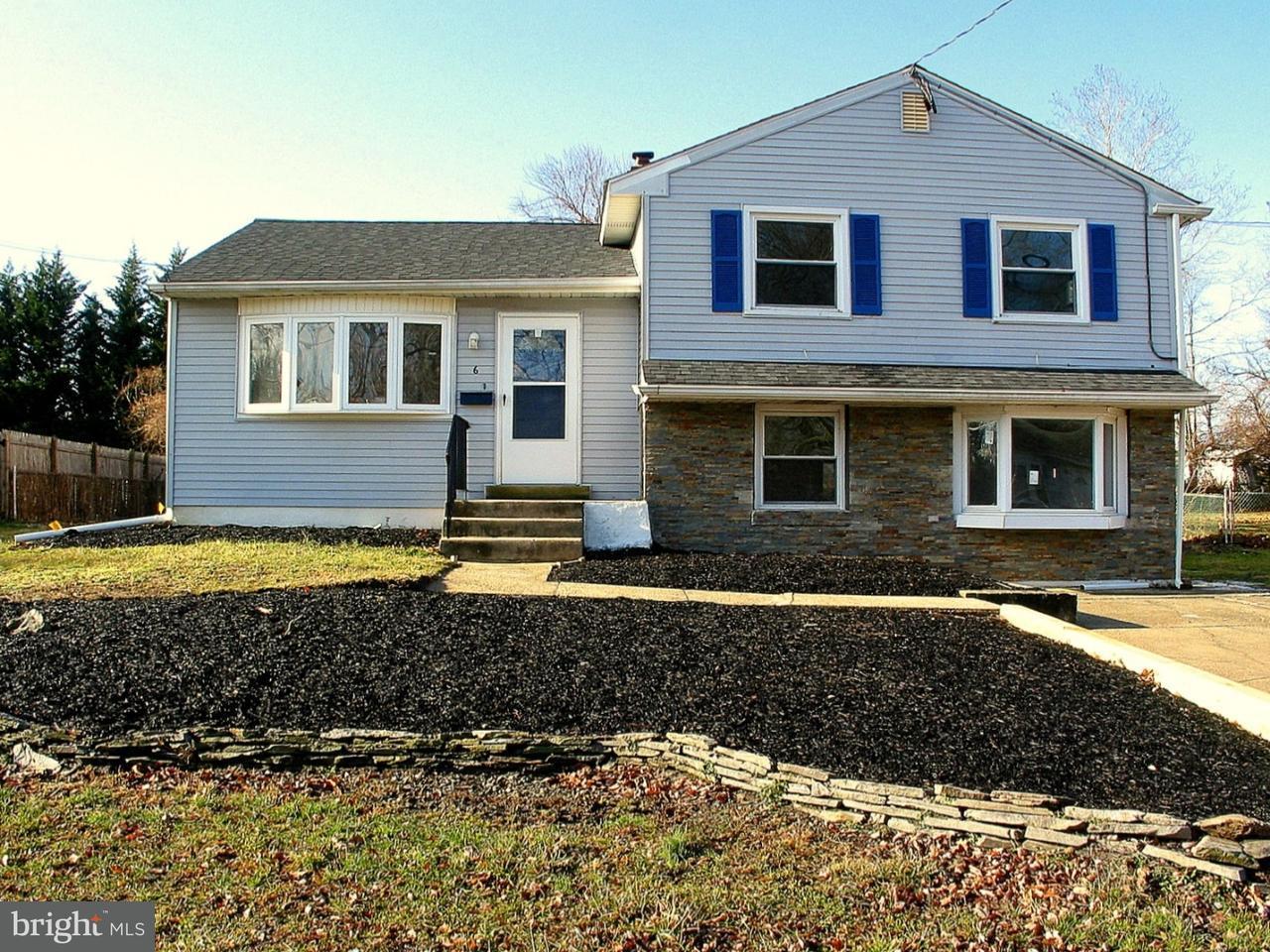 Maison unifamiliale pour l Vente à 6 HERITAGE Road Marlton, New Jersey 08053 États-Unis