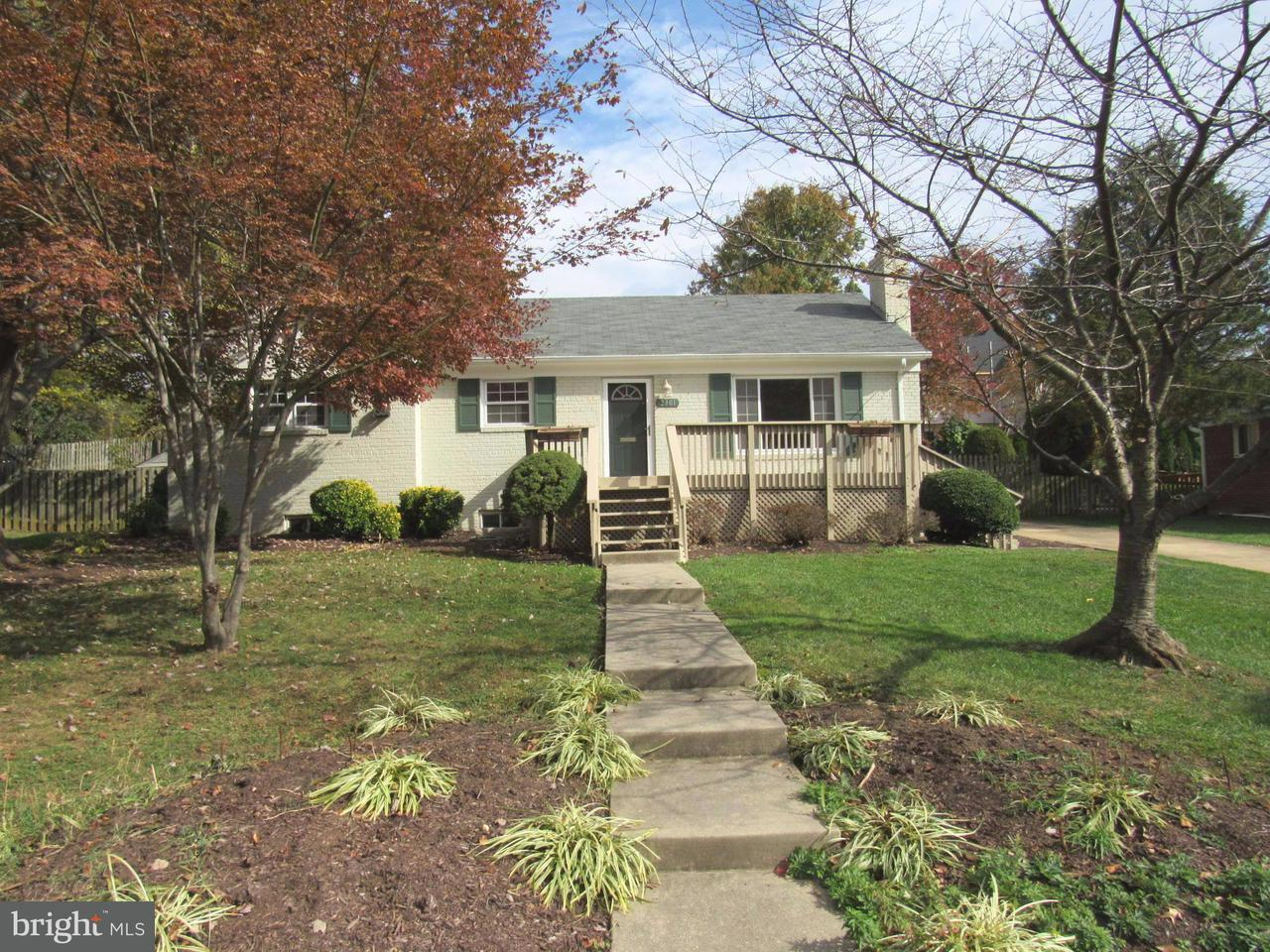 Single Family Home for Sale at 2301 WHITCOMB Place 2301 WHITCOMB Place Falls Church, Virginia 22046 United States