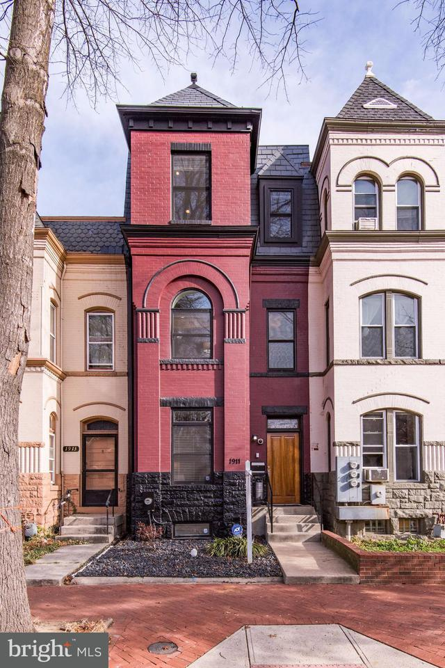 Townhouse for Sale at 1911 2ND ST NW 1911 2ND ST NW Washington, District Of Columbia 20001 United States