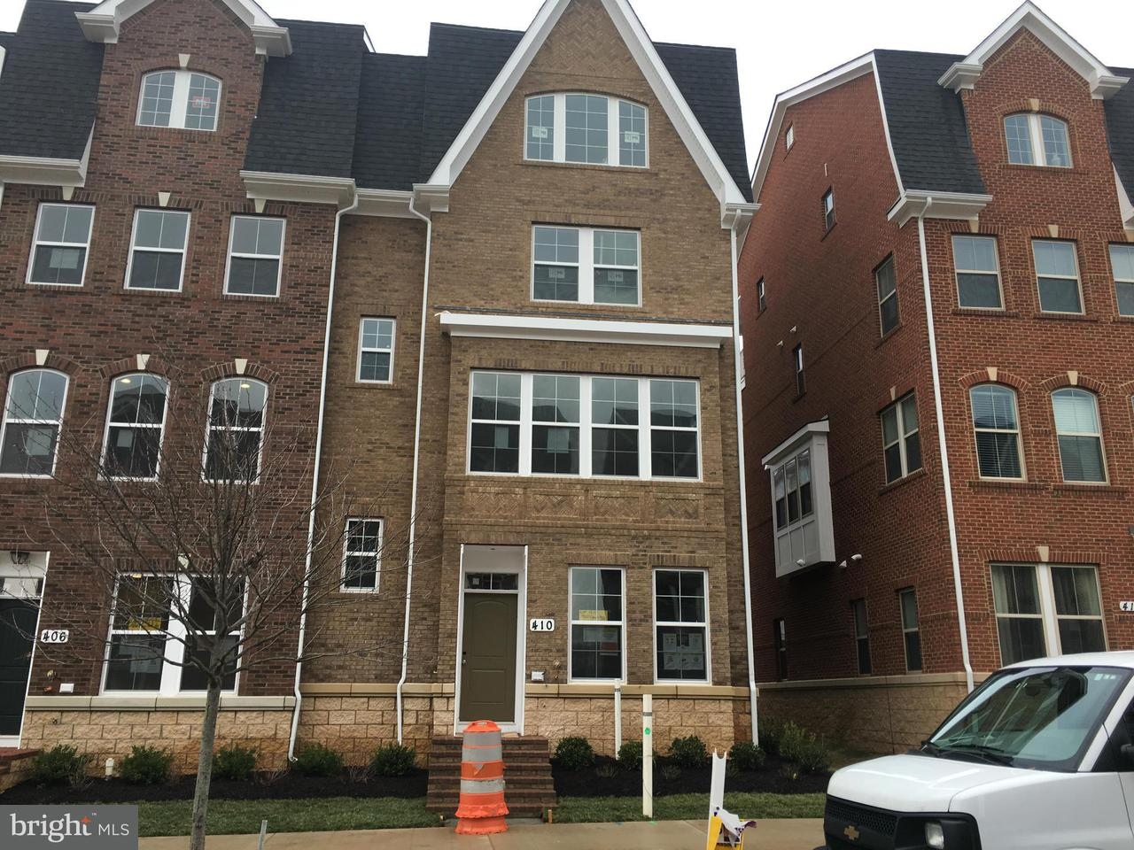 Townhouse for Sale at 410 CROWN PARK Avenue 410 CROWN PARK Avenue Gaithersburg, Maryland 20878 United States