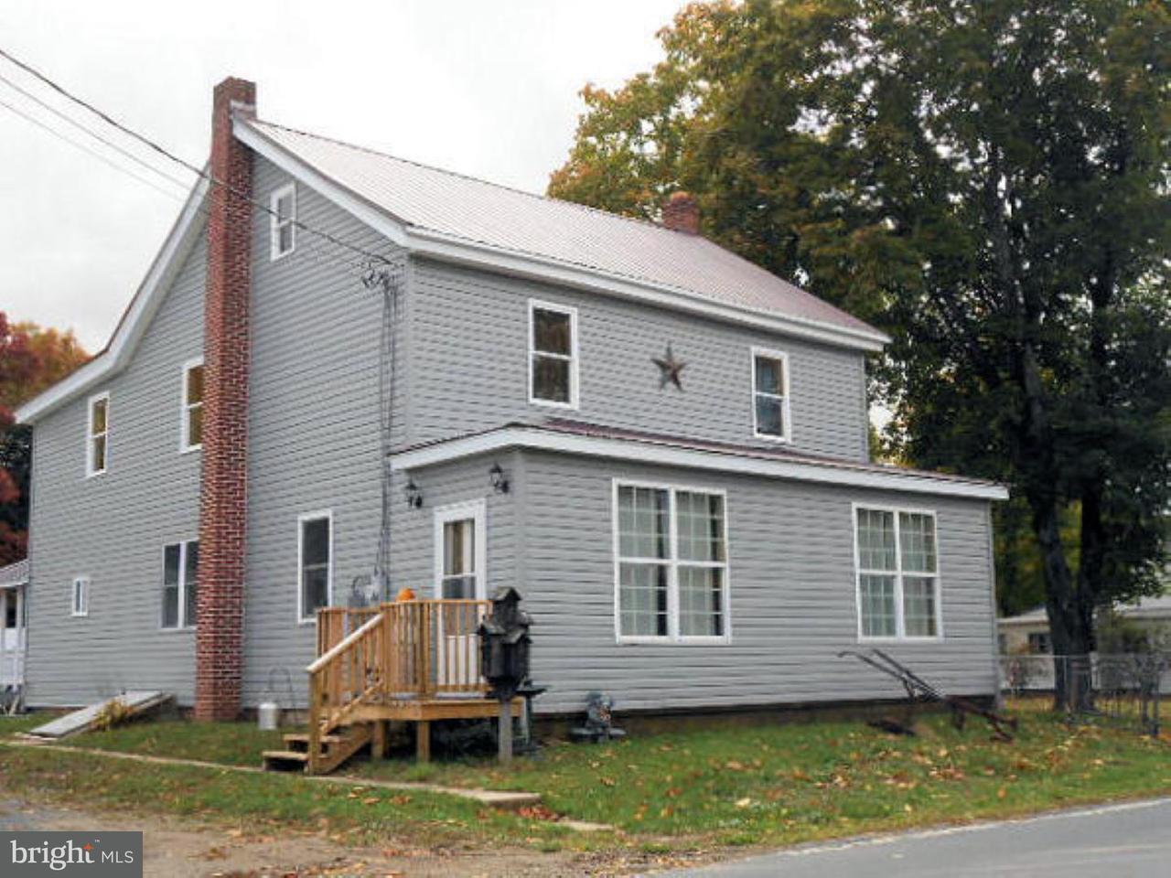 Casa Unifamiliar por un Venta en 860-862 ROCK Road Pine Grove, Pennsylvania 17963 Estados Unidos