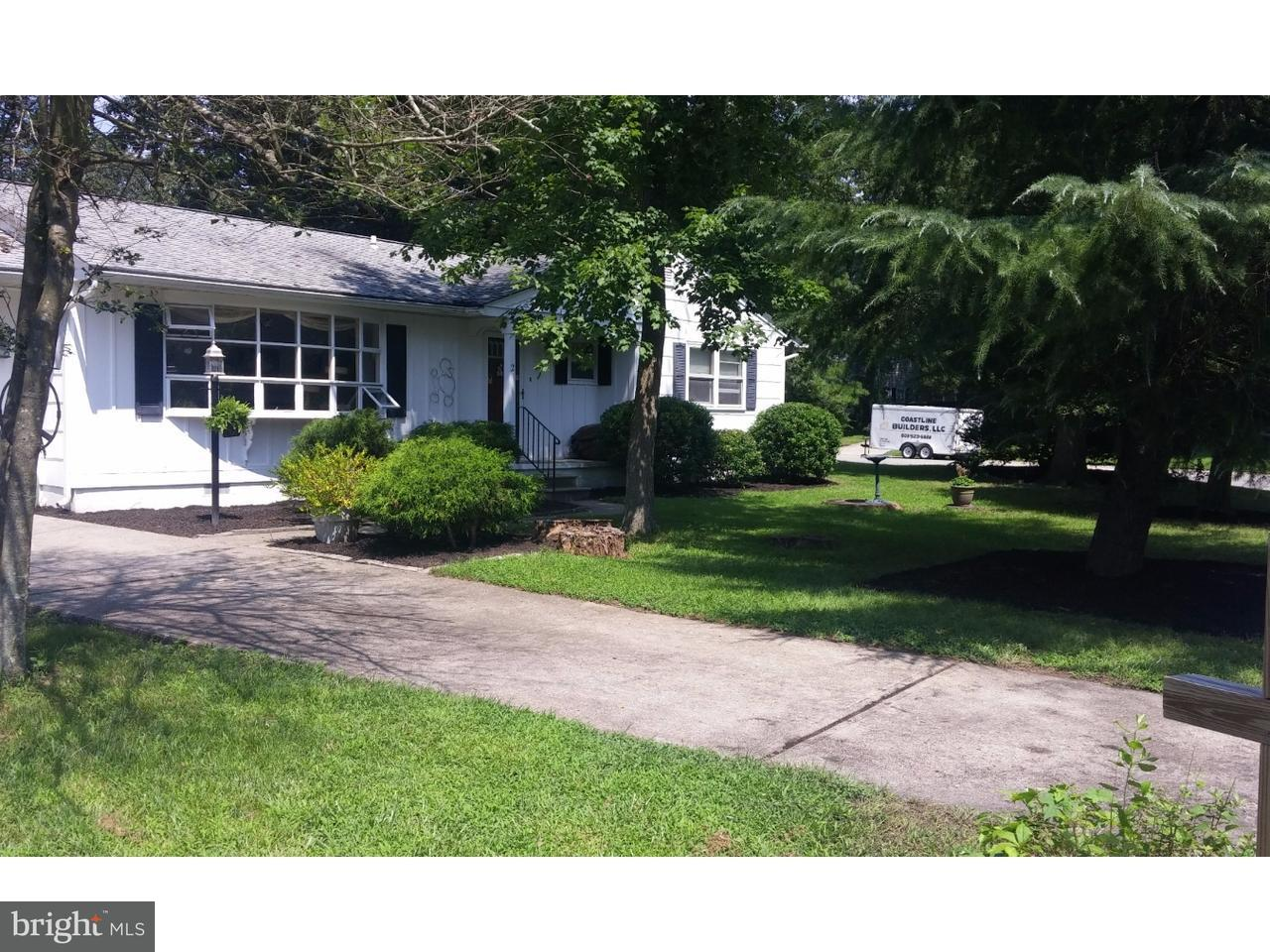 Single Family Home for Sale at 2 CYPRESS Court Rio Grande, New Jersey 08242 United States