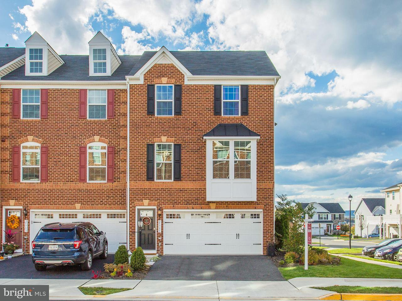 Townhouse for Sale at 25751 DOUBLE BRIDLE TER 25751 DOUBLE BRIDLE TER Aldie, Virginia 20105 United States