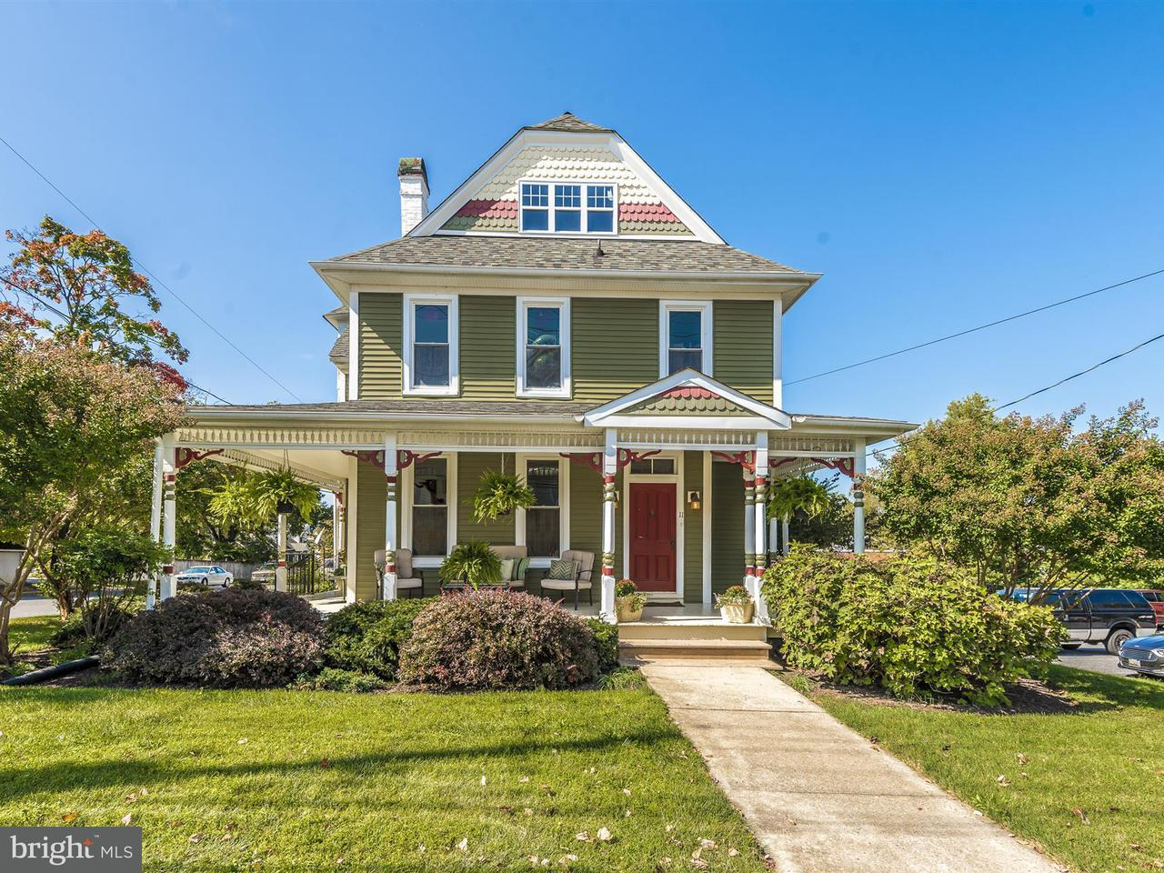 Single Family Home for Sale at 11 FREDERICK Street 11 FREDERICK Street Walkersville, Maryland 21793 United States
