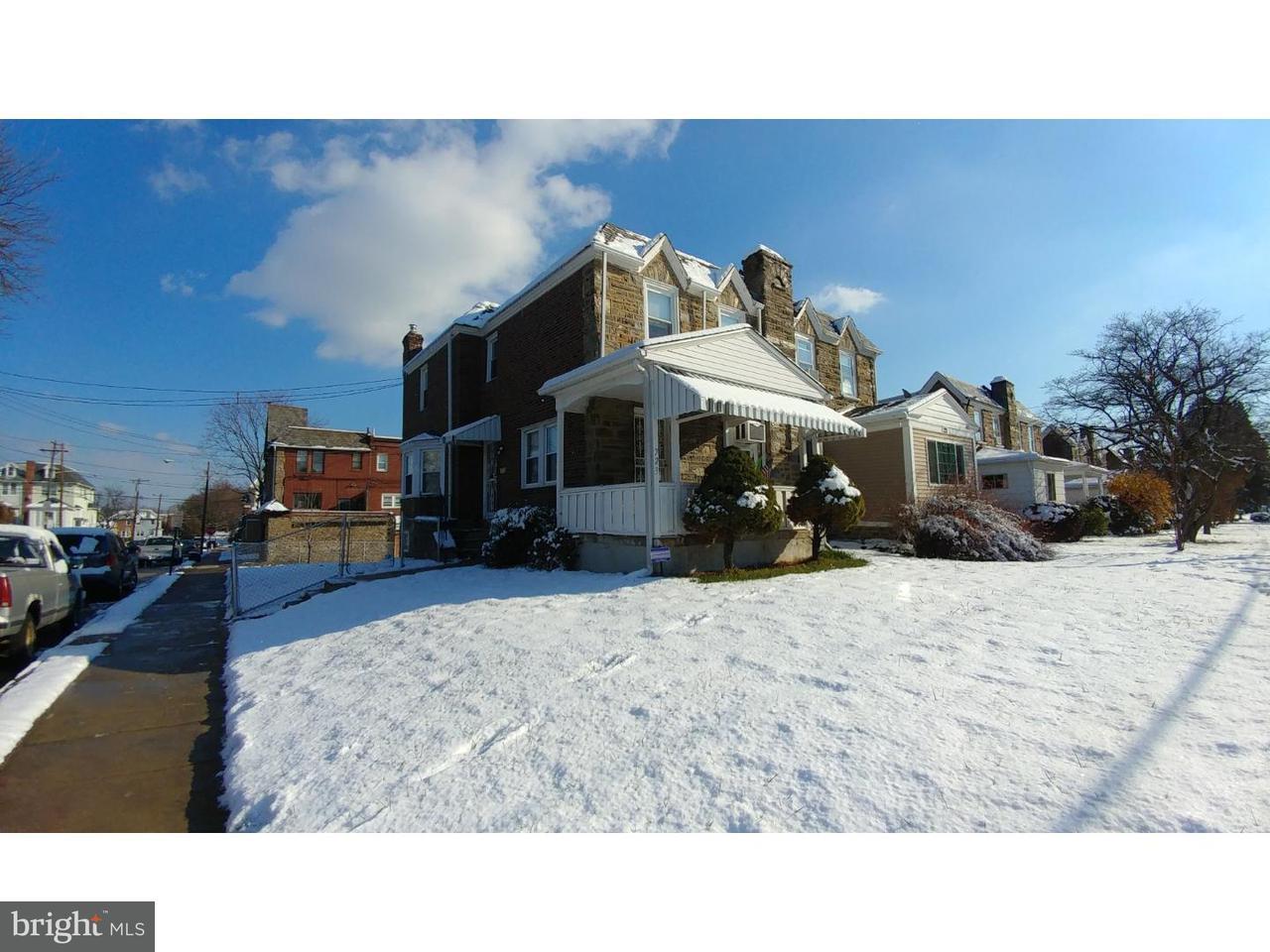 Casa unifamiliar adosada (Townhouse) por un Venta en 723 CYPRESS Street Yeadon, Pennsylvania 19050 Estados Unidos