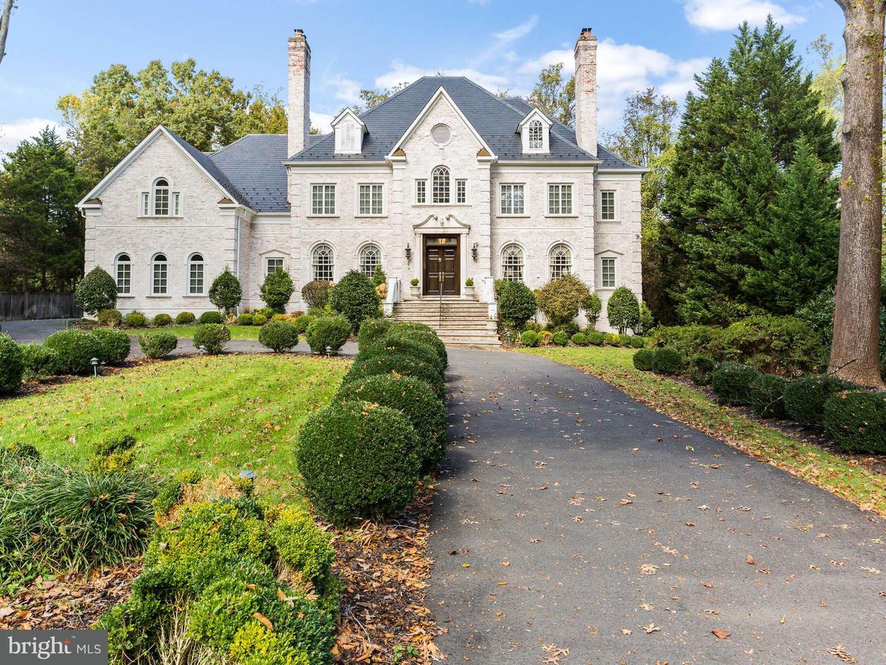 Single Family Home for Sale at 6726 BENJAMIN Street 6726 BENJAMIN Street McLean, Virginia 22101 United States