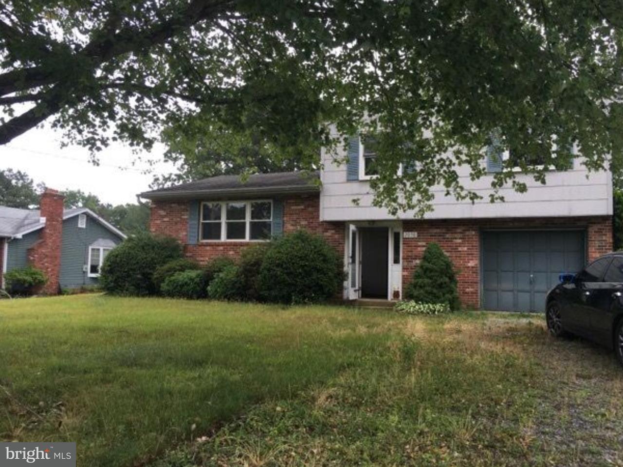 Частный односемейный дом для того Продажа на 2058 HENDRICKS Avenue Waterford Township, Нью-Джерси 08089 Соединенные Штаты