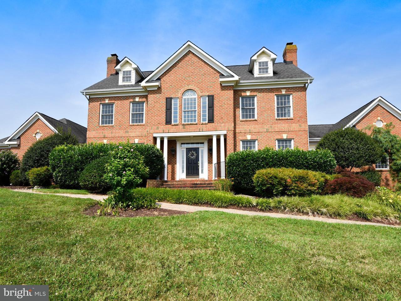 Maison unifamiliale pour l Vente à 1100 THOMAS SWANN Lane 1100 THOMAS SWANN Lane Davidsonville, Maryland 21035 États-Unis