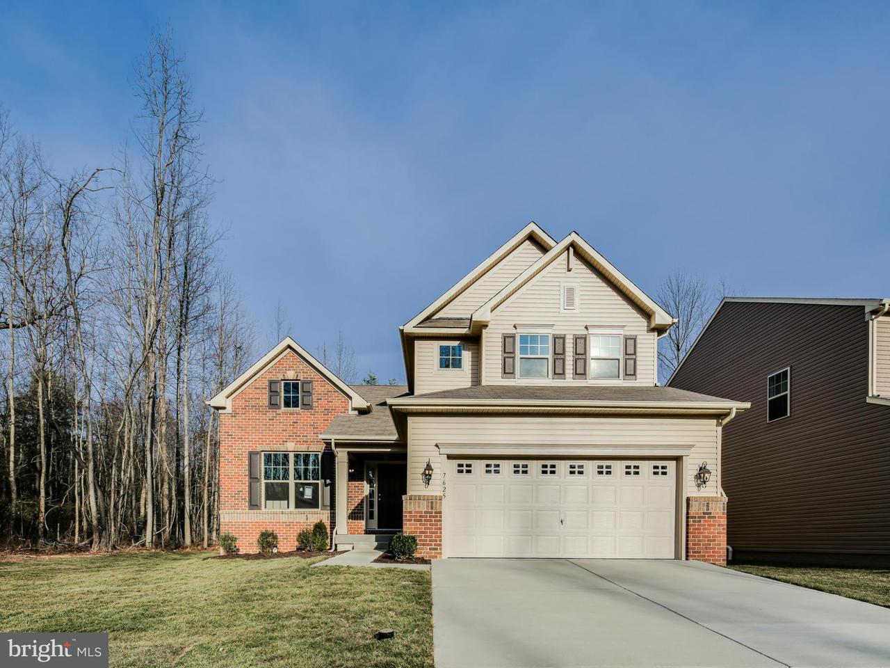 Частный односемейный дом для того Продажа на 1517 KATLA Court 1517 KATLA Court Harmans, Мэриленд 21077 Соединенные Штаты