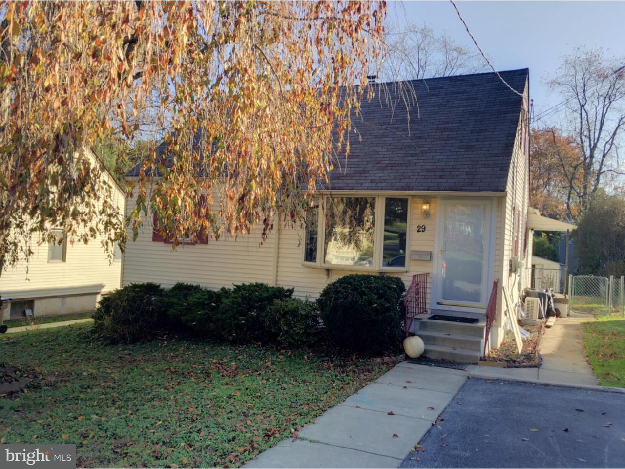 Maison unifamiliale pour l à louer à 29 DELMONT Road Newtown Square, Pennsylvanie 19073 États-Unis