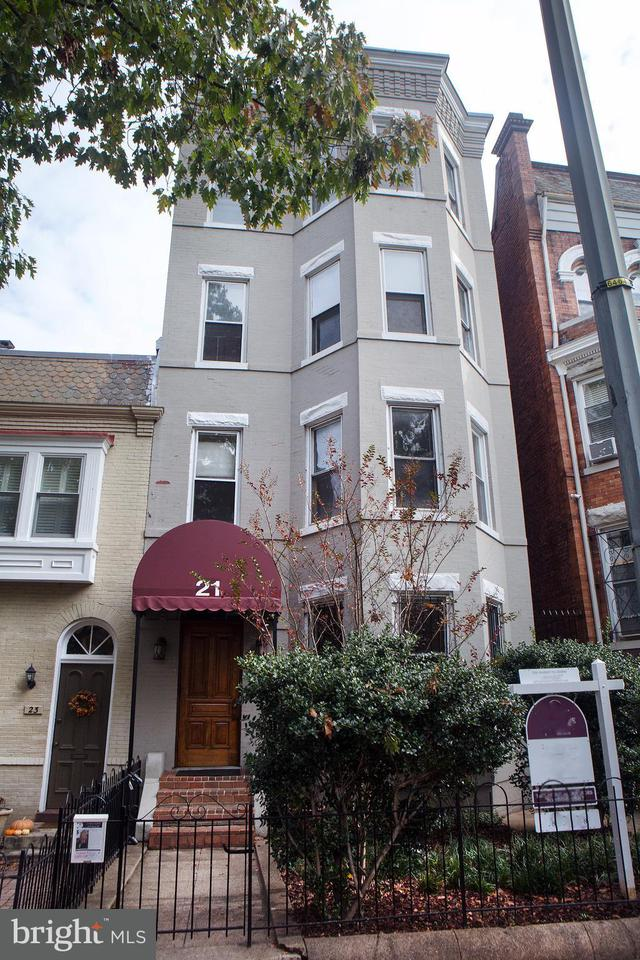 Townhouse for Sale at 21 8TH ST NE 21 8TH ST NE Washington, District Of Columbia 20002 United States