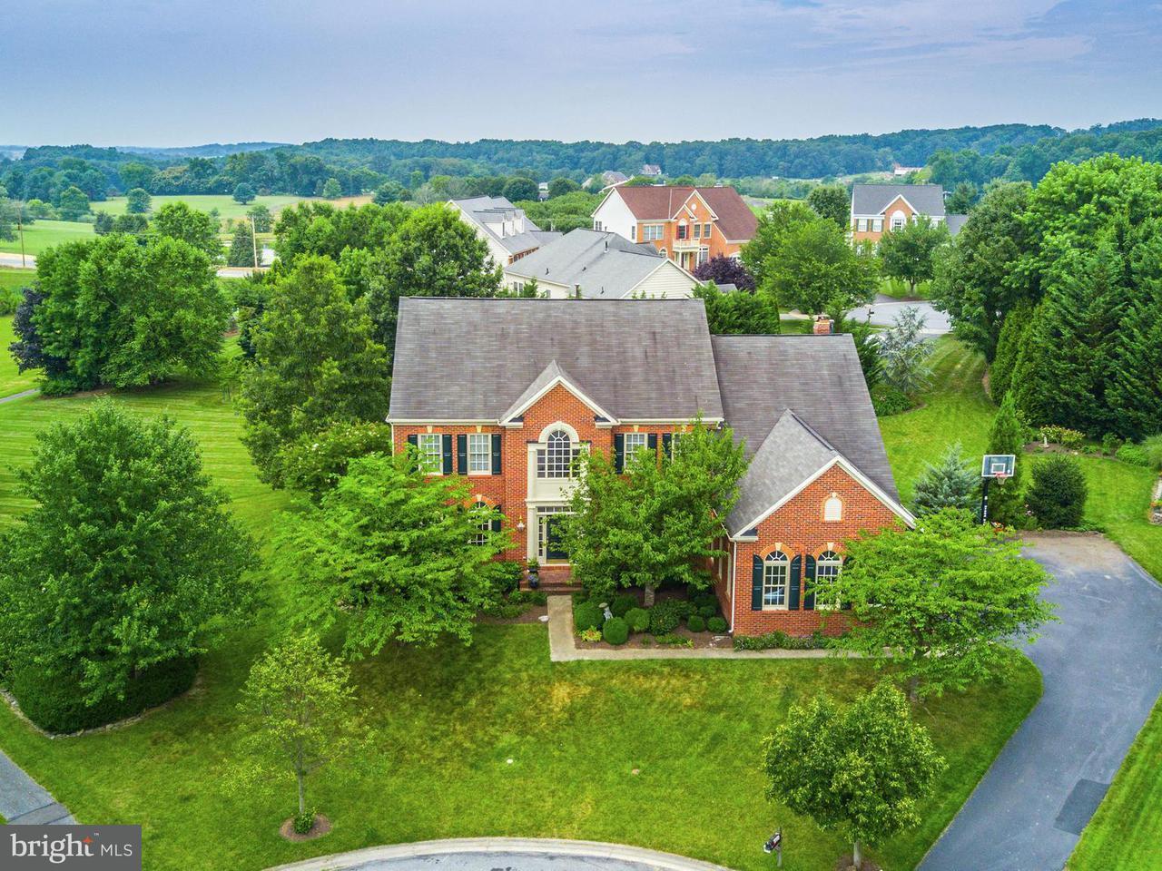 Частный односемейный дом для того Продажа на 6604 Mackenzie Place 6604 Mackenzie Place Ijamsville, Мэриленд 21754 Соединенные Штаты