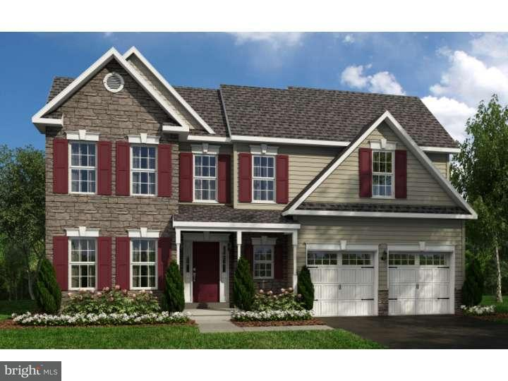独户住宅 为 销售 在 Plan 3 GREEN MEADOW Drive Douglassville, 宾夕法尼亚州 19518 美国