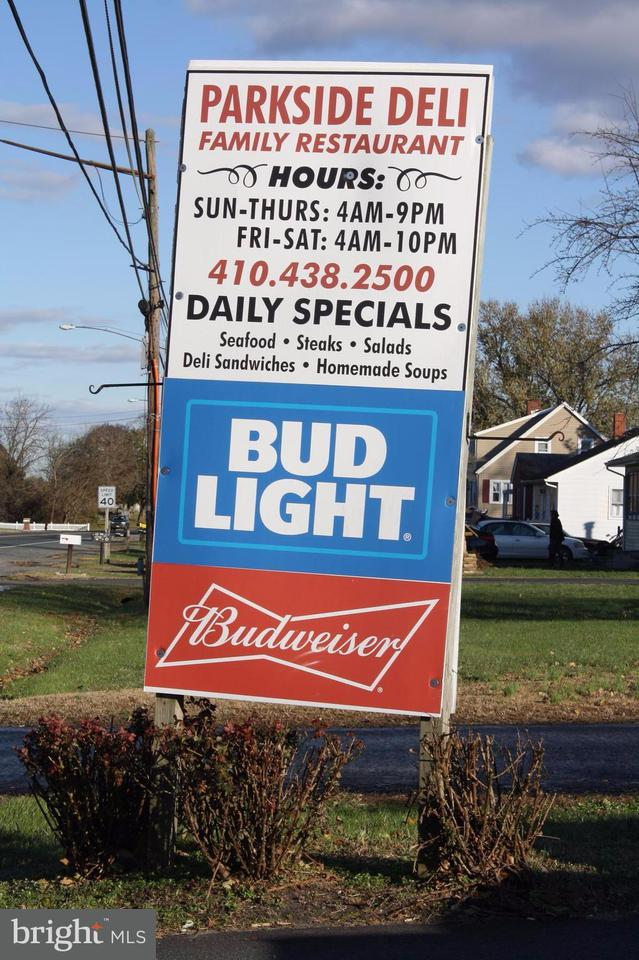 Commercial for Sale at 208 E. MAIN Street 208 E. MAIN Street Sudlersville, Maryland 21668 United States