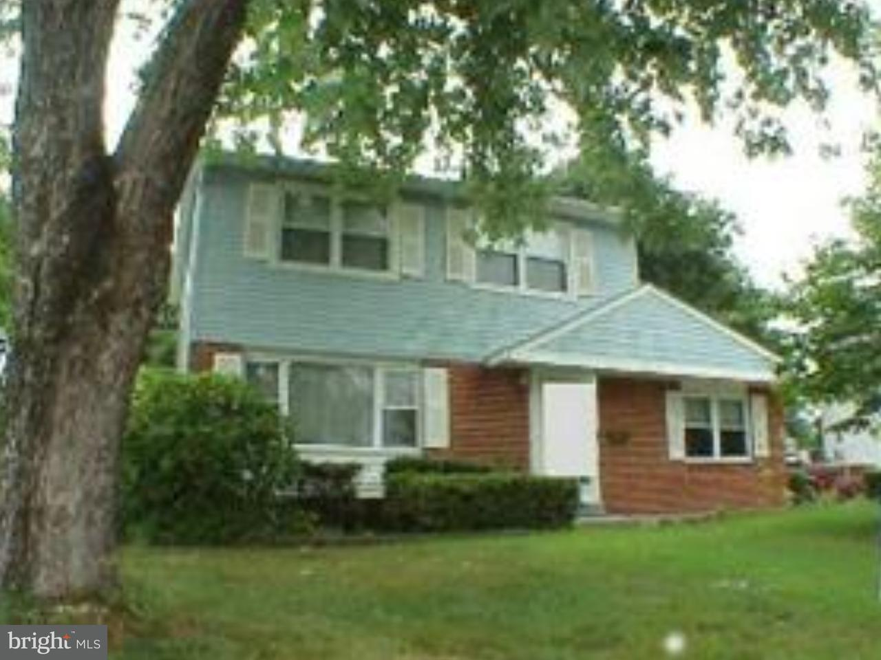 Single Family Home for Rent at 267 KESSELRING Avenue Dover, Delaware 19904 United States