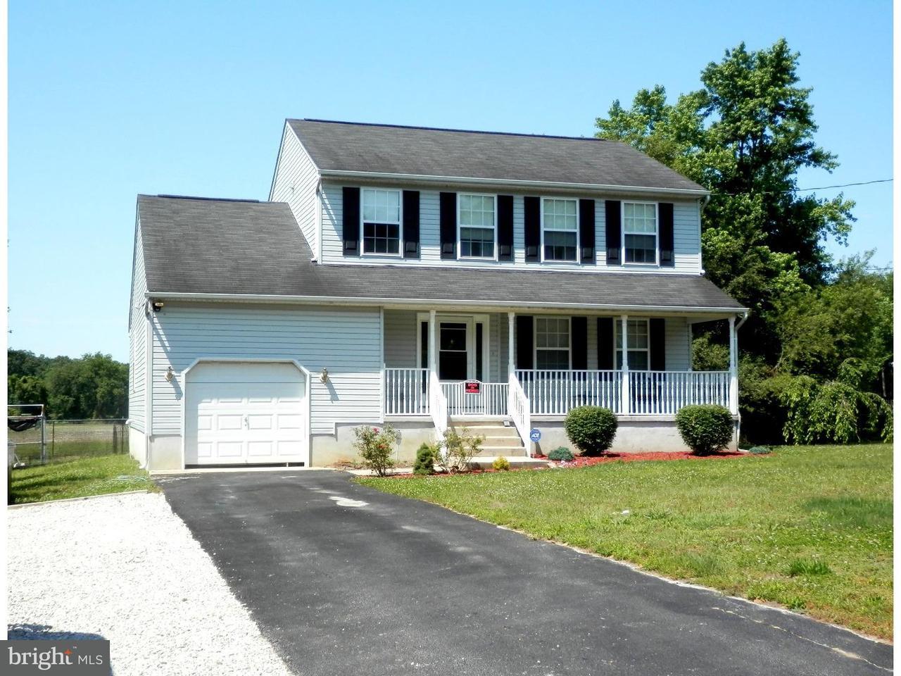 Enfamiljshus för Försäljning vid 707 WATSONTOWN Road Berlin Boro, New Jersey 08009 Usa