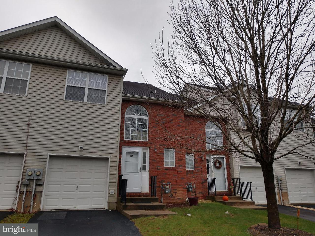 Townhouse for Rent at 105 VIOLET Lane Ewing, New Jersey 08638 United StatesMunicipality: Ewing Township