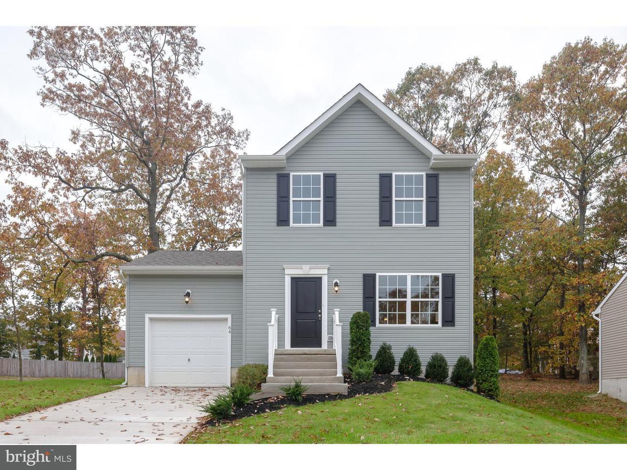 Частный односемейный дом для того Продажа на 137 E LAFAYETTE Avenue Magnolia, Нью-Джерси 08049 Соединенные Штаты