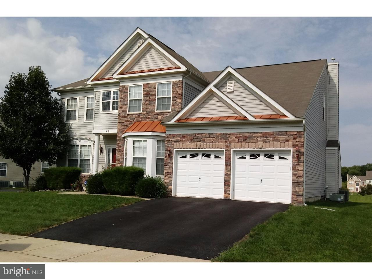 Townhouse for Rent at 48 CALVARESE Drive Bear, Delaware 19701 United States