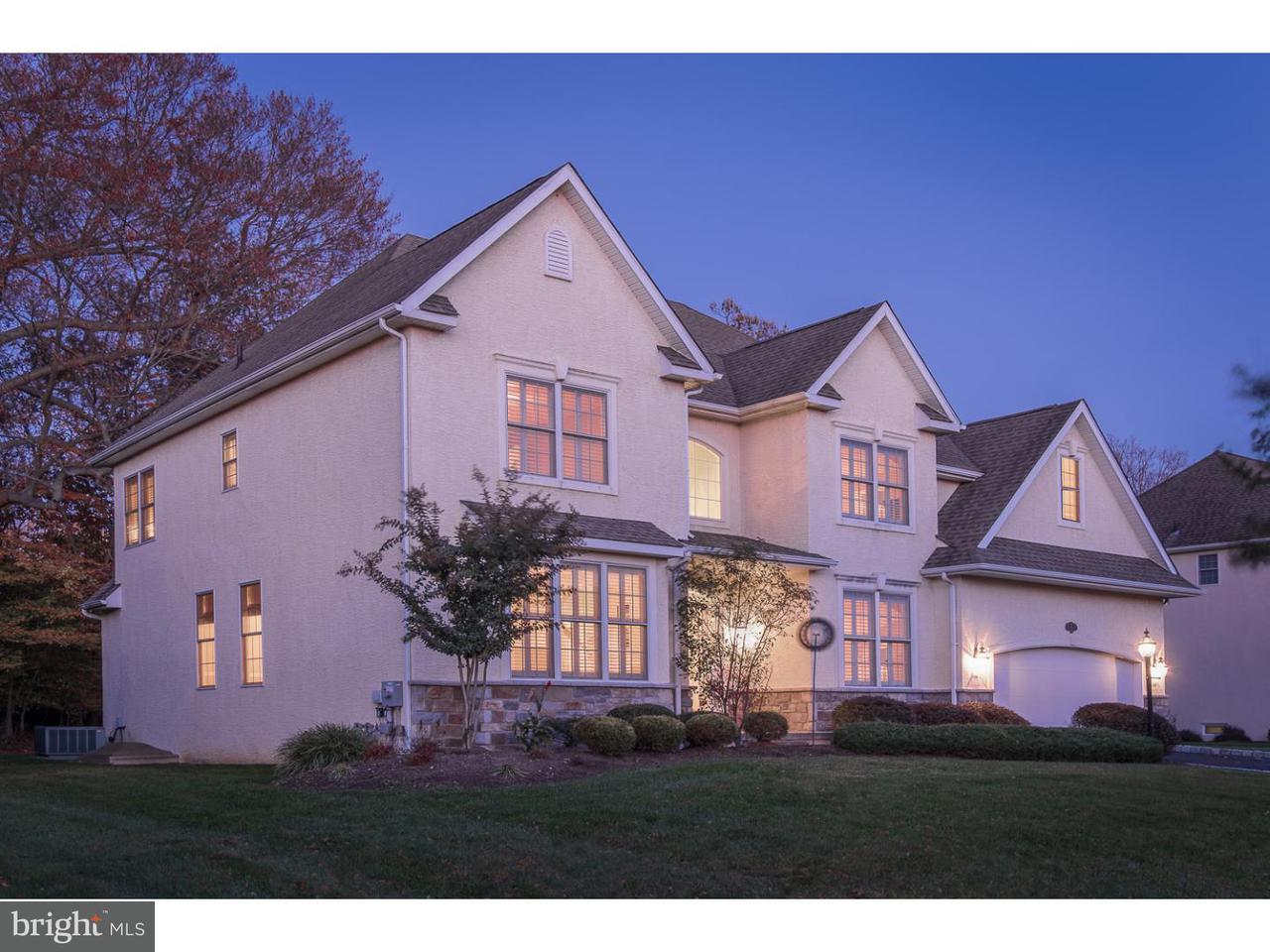 独户住宅 为 销售 在 103 CETON Court Broomall, 宾夕法尼亚州 19008 美国