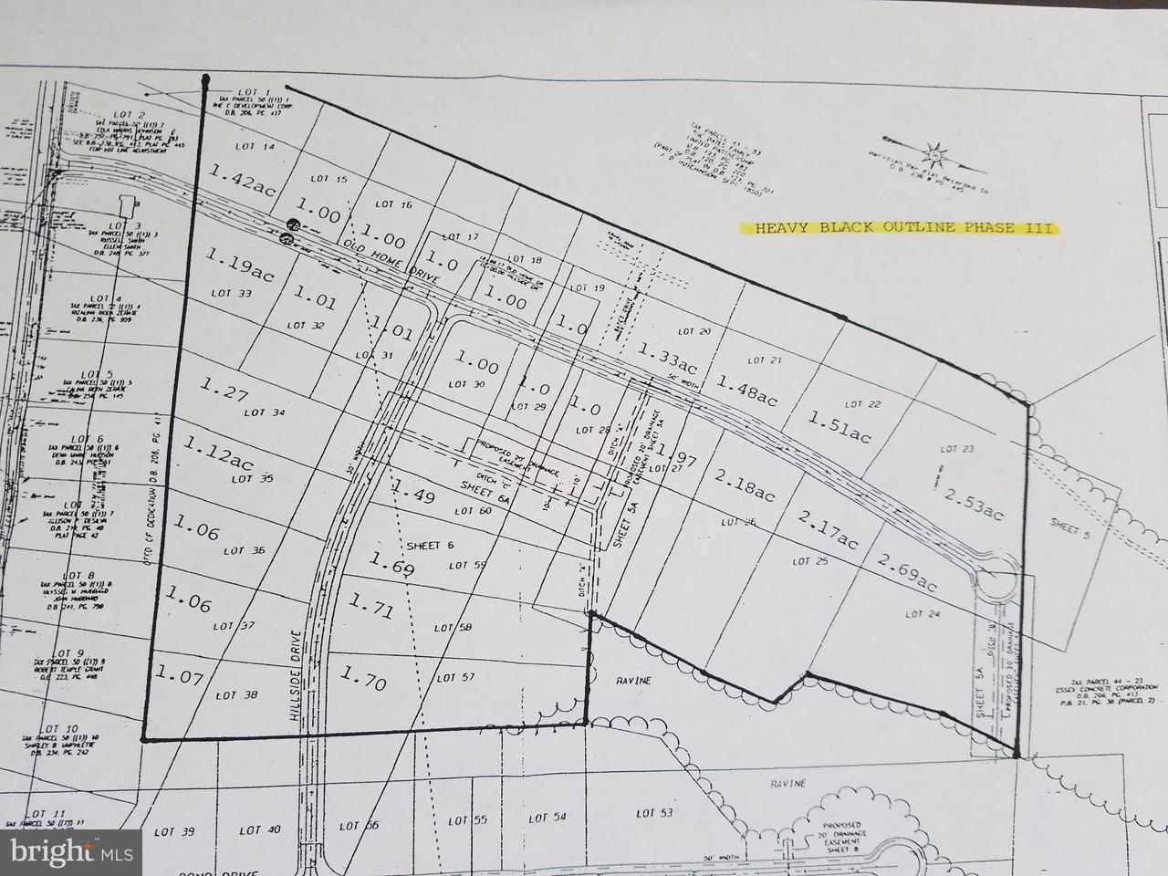 Land für Verkauf beim HILLSIDE Drive HILLSIDE Drive Tappahannock, Virginia 22560 Vereinigte Staaten