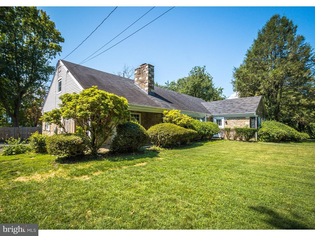 Single Family Home for Sale at 404 ELLIOT Road Cheltenham, Pennsylvania 19027 United States