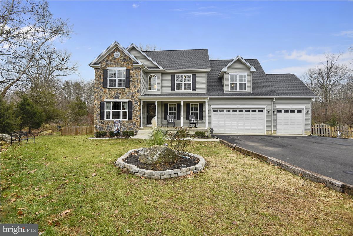 Casa Unifamiliar por un Venta en 9689 BLACKBIRD LOOP 9689 BLACKBIRD LOOP Culpeper, Virginia 22701 Estados Unidos