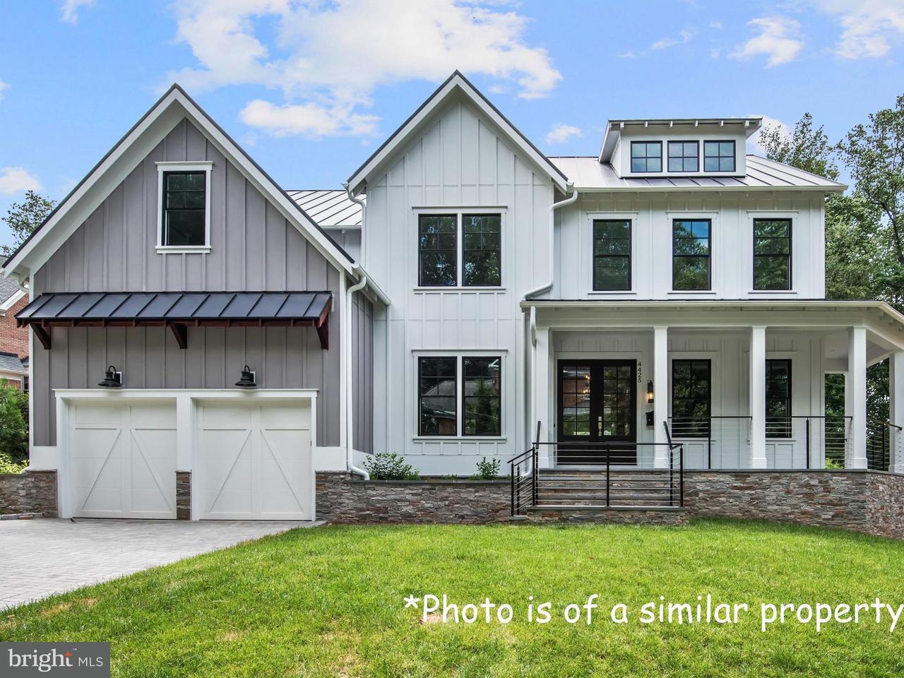 Single Family Home for Sale at 4101 RICHMOND ST N 4101 RICHMOND ST N Arlington, Virginia 22207 United States
