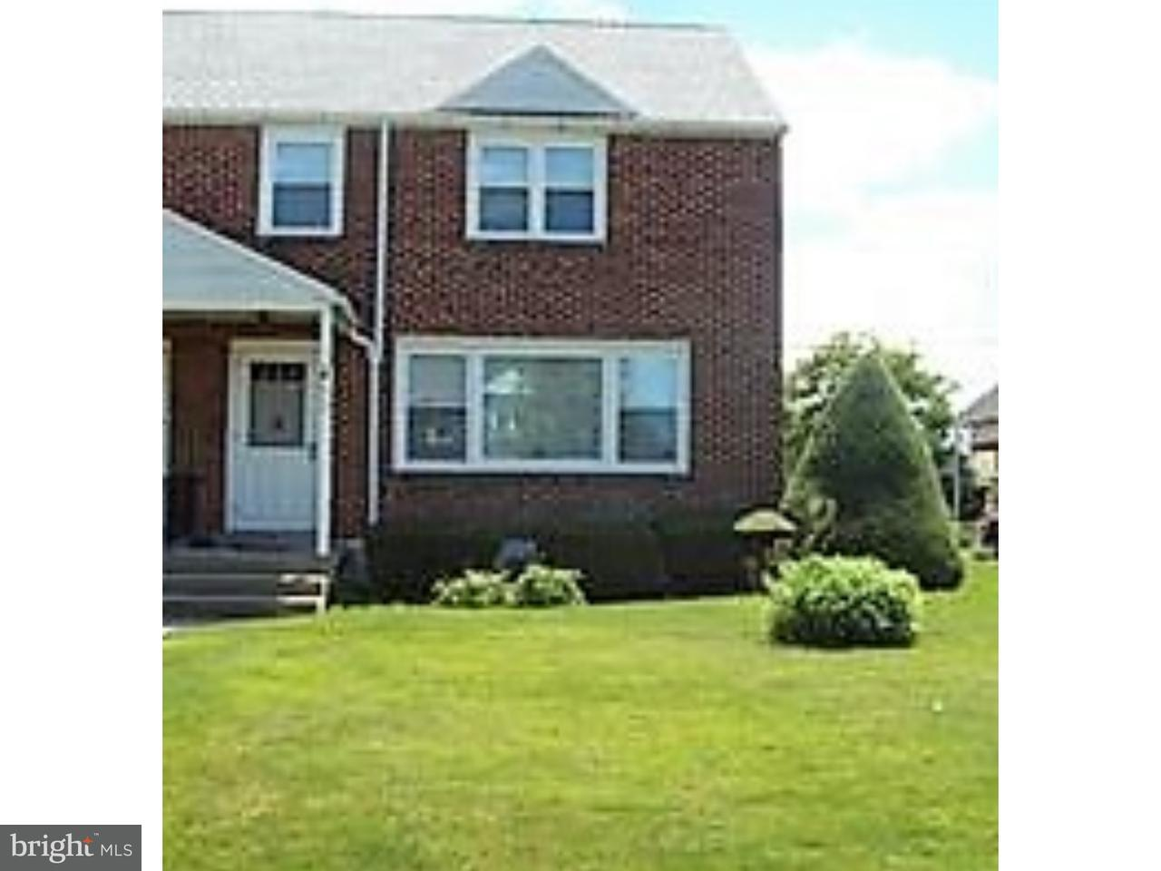 Townhouse for Rent at 512 EMERSON Avenue Laureldale, Pennsylvania 19605 United States
